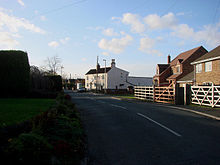 Main Street, Gowdall